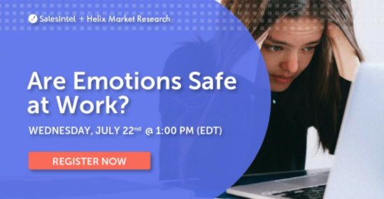 Webinar: Are Emotions Safe At Work?